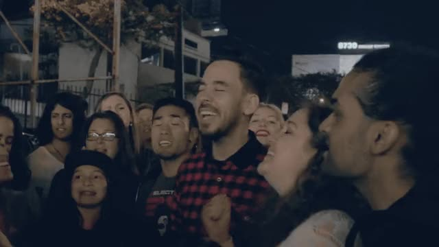 Watch this awesome GIF by ioanna on Gfycat. Discover more a, agree, awesome, crossing, great, haha, hang, happy, hehe, laugh, line, lol, loud, mike, out, party, shinoda, smile, yes GIFs on Gfycat