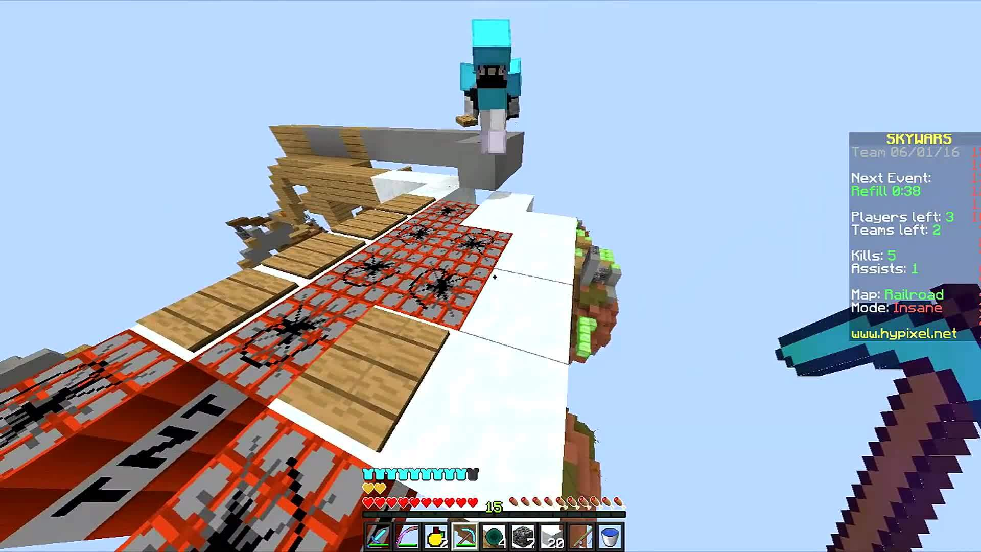 CompetitiveMinecraft, competitiveminecraft, TNT From Above GIFs