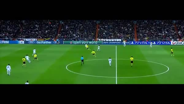 Watch Marco Reus's cracking goal against Madrid 12/13 (reddit) GIF on Gfycat. Discover more soccer, soccergifs GIFs on Gfycat