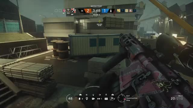Watch I hate spawn peekers GIF on Gfycat. Discover more Rainbow6, ps4share, sony interactive entertainment GIFs on Gfycat
