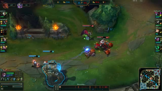 Watch and share Chogath GIFs and Ranked GIFs on Gfycat