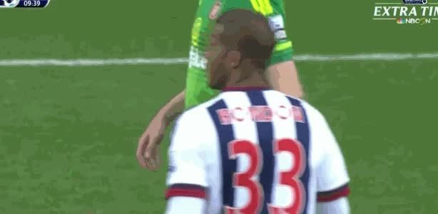 soccer, sportsarefun, Rondon stopping Yedlin from being dropped on his head. (reddit) GIFs