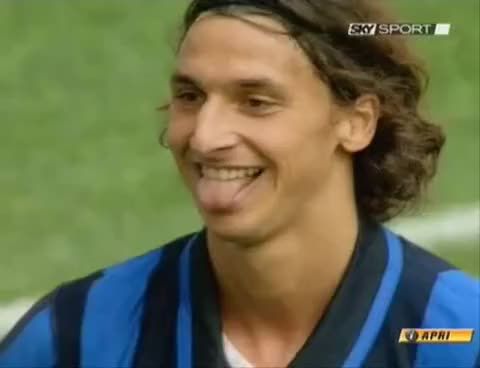 Watch and share Zlatan Ibrahimovic GIFs and Football GIFs on Gfycat