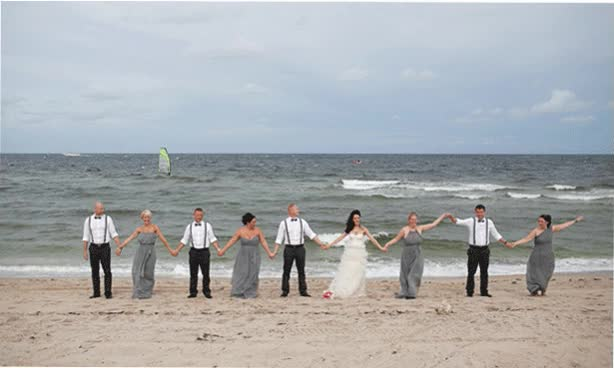 Watch and share Florida-Wedding-Party-WaveV3 GIFs on Gfycat