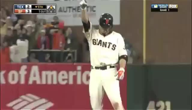 Watch this giants GIF on Gfycat. Discover more Giants, Homer, Juan Uribe, giants, homer, juan uribe, rangers, san francisco giants, texas rangers GIFs on Gfycat