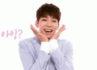 Watch and share Wonwoo GIFs on Gfycat