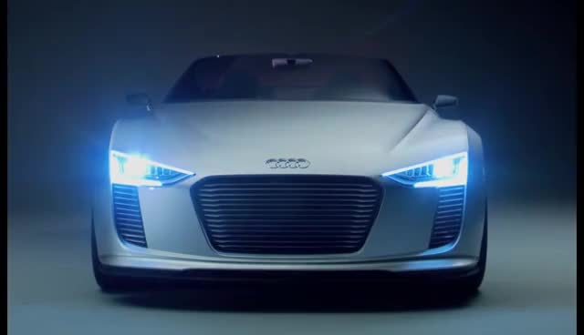 audi, etron, satan, sig, Audi etron GIFs