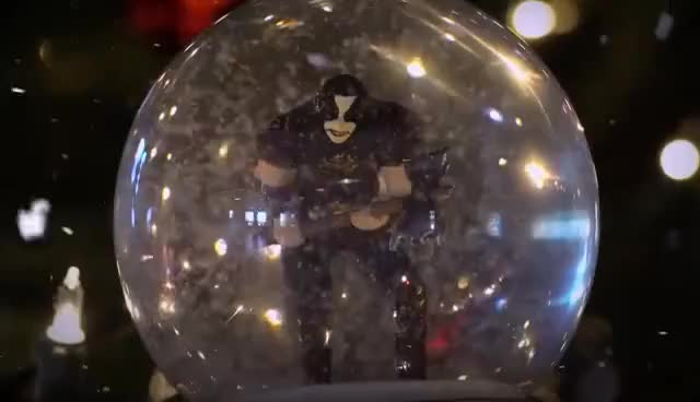 Watch and share Abbath Snowglobe Merry Christmas GIFs on Gfycat