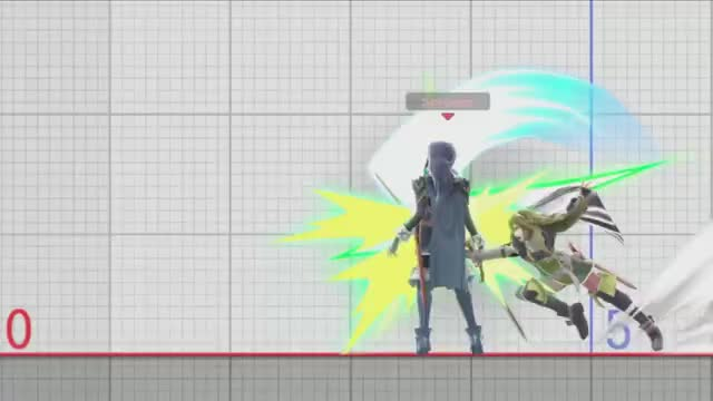 Watch and share Lucina Right Tech Stand GIFs by Scruggs on Gfycat