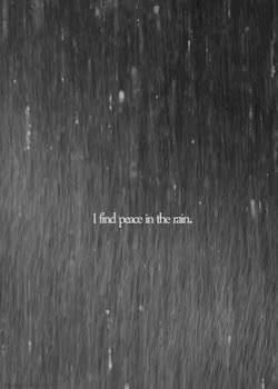 Watch and share Gif Black And White Sad Hipster Words Indie Grunge Dark Rain Nature GIFs on Gfycat