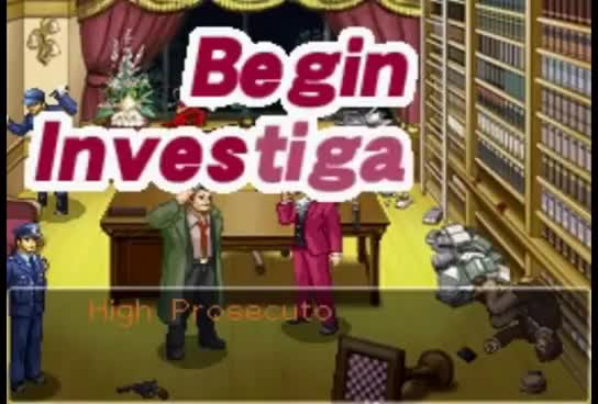 Watch Ace Attorney Investigations: Miles Edgeworth - Case 1: Part 1 GIF on Gfycat. Discover more related GIFs on Gfycat
