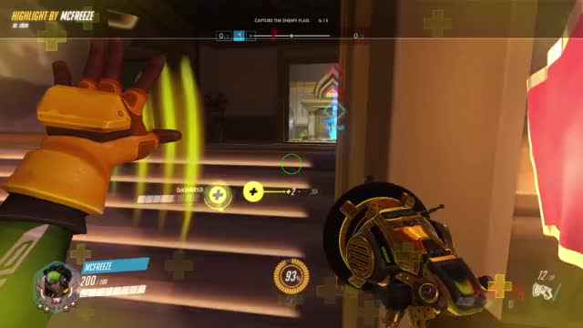 Watch and share Highlight GIFs and Overwatch GIFs by mcfreeze on Gfycat