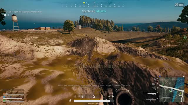 Watch and share Vlc-record-2018-10-04-00h21m46s-PLAYERUNKNOWN GIFs on Gfycat