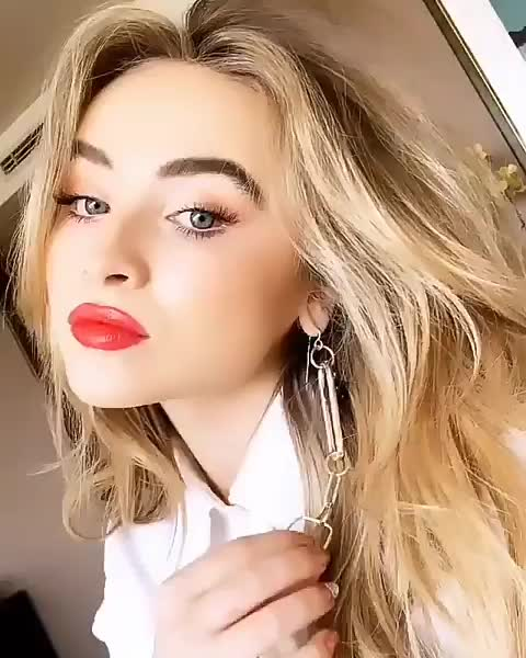 Watch Beauty ✨ GIF on Gfycat. Discover more FAN PAGE, celebs, sabrina carpenter, sabrinacarpenter, sabrinacarpenteredit, teamsabrina GIFs on Gfycat