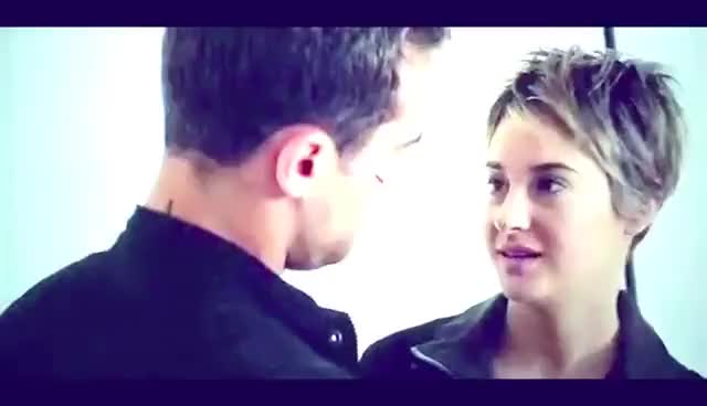 Watch Four and Tris, To Make You Feel My Love Fourtris, Divergent, Insurgent GIF on Gfycat. Discover more related GIFs on Gfycat
