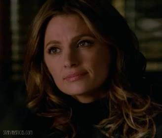 Watch and share Kate Beckett GIFs and Expressions GIFs on Gfycat