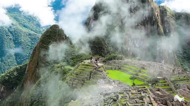 Watch and share Machu Picchu 3 - Moodica.com GIFs by Moodica on Gfycat