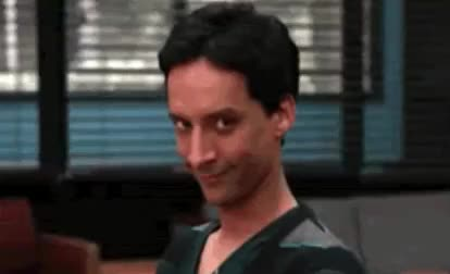 Watch and share Danny Pudi GIFs and Community GIFs by Reactions on Gfycat