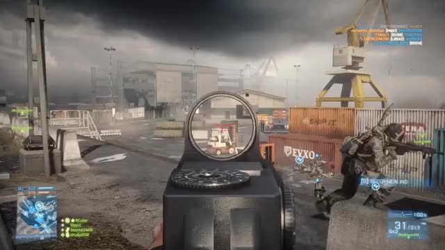 Watch and share Battlefield 3 GIFs and Bf3 GIFs on Gfycat
