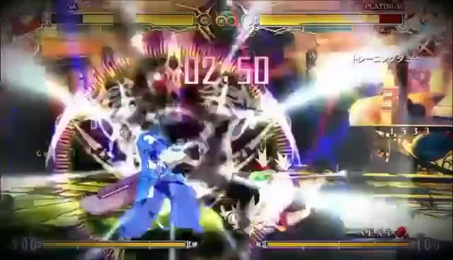 Watch 【BBCF】Ragna Overdrive lifesteal combos GIF on Gfycat. Discover more related GIFs on Gfycat