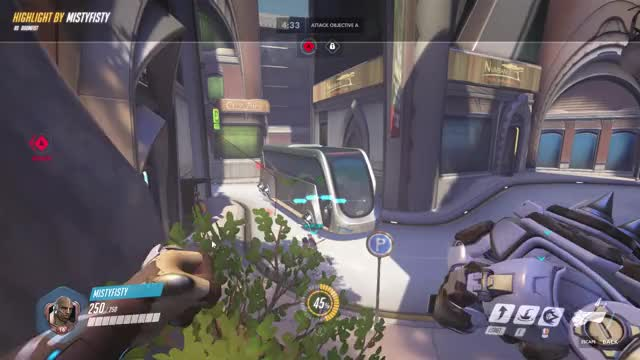 Watch 2018-09-19 07-28-47 GIF on Gfycat. Discover more doomfist, highlight, overwatch GIFs on Gfycat