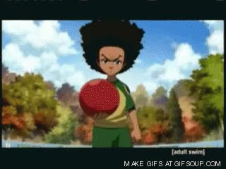 Watch Boondocks GIF on Gfycat. Discover more related GIFs on Gfycat