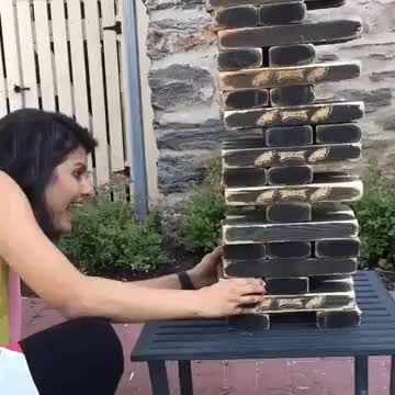 Watch Jenga GIF by HoodieDog (@testycase) on Gfycat. Discover more related GIFs on Gfycat