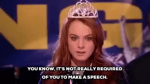 Watch and share Mean Girls GIFs on Gfycat