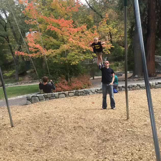 Watch and share Liam Swinging GIFs by Plant Lamp on Gfycat