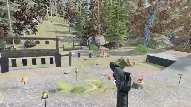 Watch More Dumb H3VR Reloads - Home Improvement GIF on Gfycat. Discover more Gaming, funny reload, h3vr, hot dogs horseshoes and hand grenades, jeditobiwan, reality, revolver reload, virtual, vive, vr GIFs on Gfycat