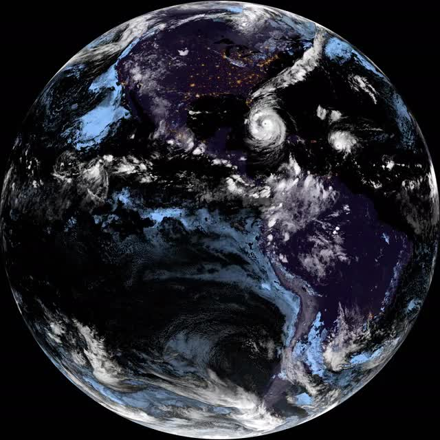 Watch 09-09-0645_10-09-0500_24fps GIF by GOES-16 (@goes-16) on Gfycat. Discover more GOES-16 satellite irma jose GIFs on Gfycat