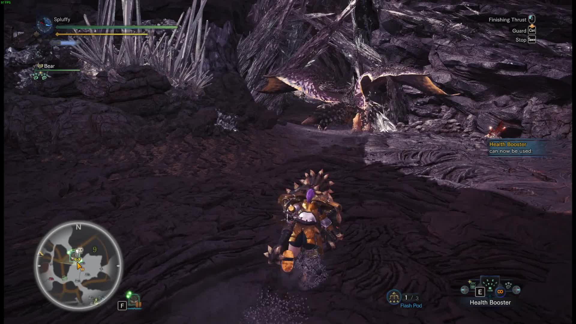 Mhw Nergigante Gifs Search | Search & Share on Homdor