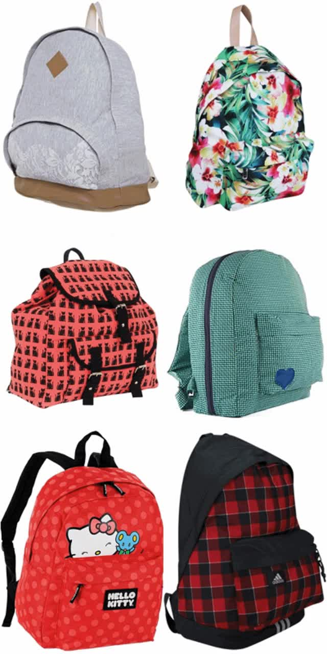 Watch and share Volta Às Aulas: Mochilas GIFs on Gfycat