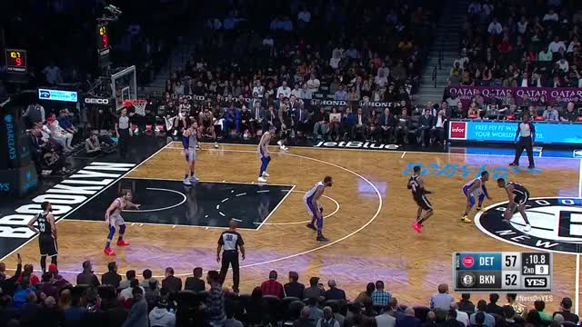 Watch and share Brooklyn Nets GIFs and Basketball GIFs by Mike Snyder on Gfycat