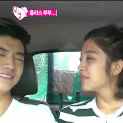Watch and share We Got Married GIFs and 2young Couple GIFs on Gfycat