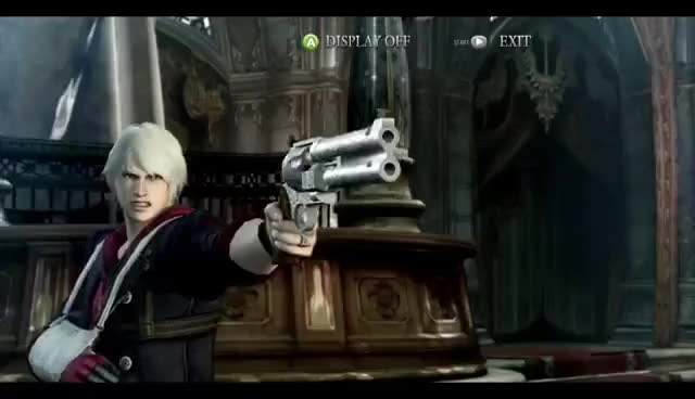 Watch and share Devil May Cry 4 GIFs on Gfycat