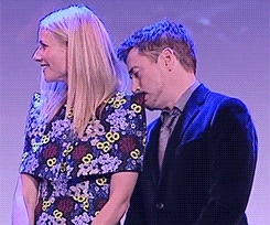 and will ever forget this one, gwyneth paltrow, i was looking at all the tour videos from 2013, lol, rdj, robert downey jr, robert downey jr., Luvin You Downey GIFs