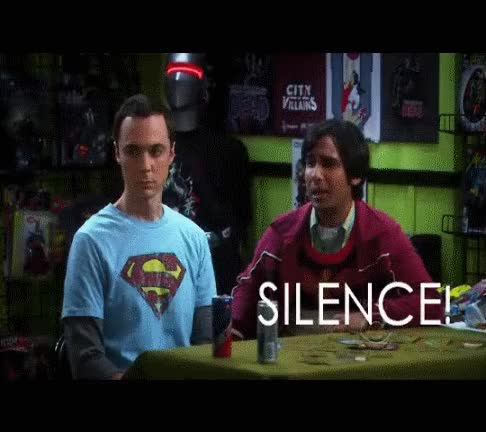 Watch and share SILENCE GIFs on Gfycat