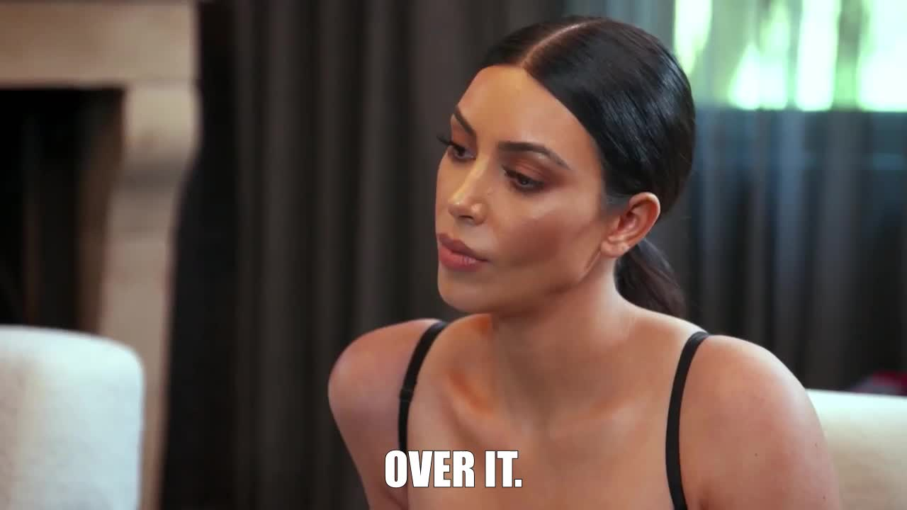 done, keeping up with the kardashians. done, kim kardashian, over it., Kim Kardashian is over it GIFs