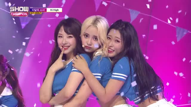 Watch and share Jinsoul GIFs and Loona GIFs on Gfycat