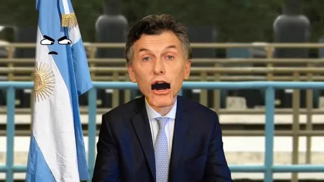 Watch BANDERA vs MACRI - Blooper - Discurso GIF on Gfycat. Discover more Argentina, Humor, VS, accidente, animation, blooper, cambiemos, clarin, discurso, equivocarse, golpes, hd, lanata, macri, macrismo, mauri, mugricio, pi, pro, represion GIFs on Gfycat