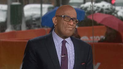 Watch and share Al Roker GIFs and Smh GIFs on Gfycat