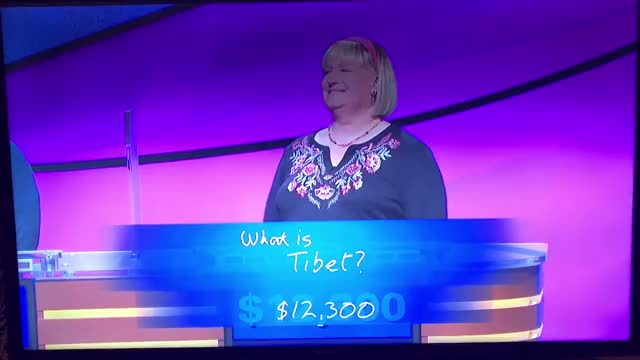 Watch and share Winning Jeopardy With $1 GIFs on Gfycat