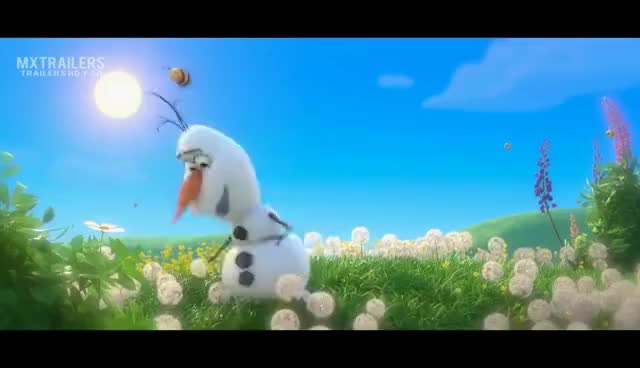 Watch and share Olaf GIFs on Gfycat