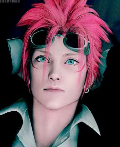 """Watch """"Well, it sure was a nightmare."""" GIF on Gfycat. Discover more 1k, 2015:edit, :/, advent children, edit, ffedits, ffgraphics, final fantasy, final fantasy 7, final fantasy vii, gamediting, gaming, gi, i tried, reno, renoonly, square enix GIFs on Gfycat"""