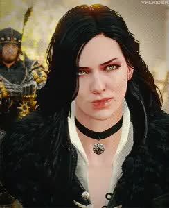 Watch and share Yennefer Of Vengerberg (all Spoilers) GIFs on Gfycat