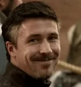 Watch MRW my hot lesbian friend told me she may be bi after all : reactiongifs GIF on Gfycat. Discover more aidan gillen GIFs on Gfycat