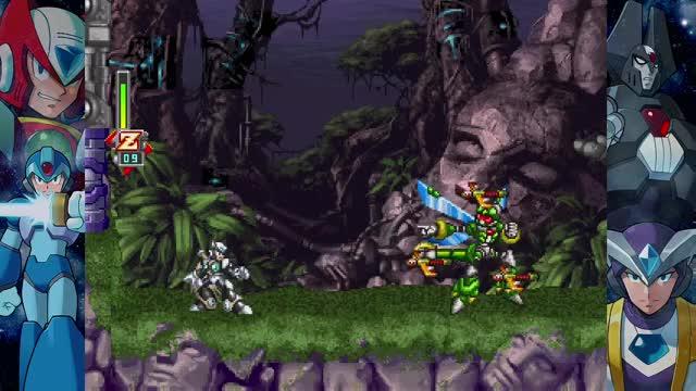 Xbox Mega Man X Legacy Collection 2 gameplay, Achievements, Xbox ...