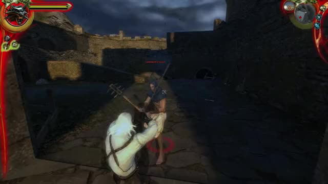 Watch and share The Witcher (1.4.5.1304) 2020-01-02 14-16-53 GIFs on Gfycat