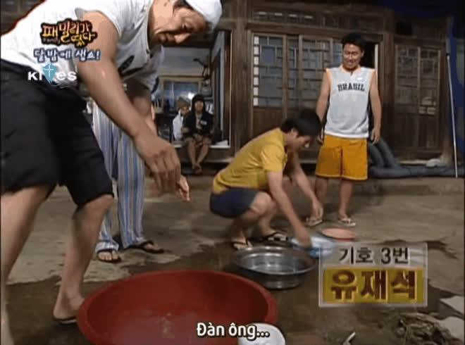 Bí kíp rửa mặt chuẩn phong cách quý ông của MC quốc dân Yoo Jae Suk